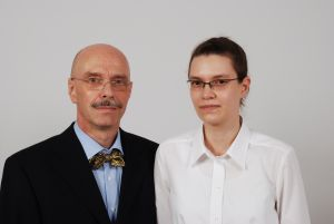 PD Dr. Hans-Rainer Walther, Dr. Anna-Regina Walther